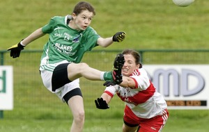 Cáit Glass: Success at Croke on Sunday could be turning point for ladies football in Derry