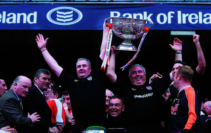 On This Day - September 22, 2002: Joe Kernan guides Armagh to the promised land