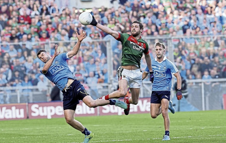 Enda McGinley: Champions don't always win in sport
