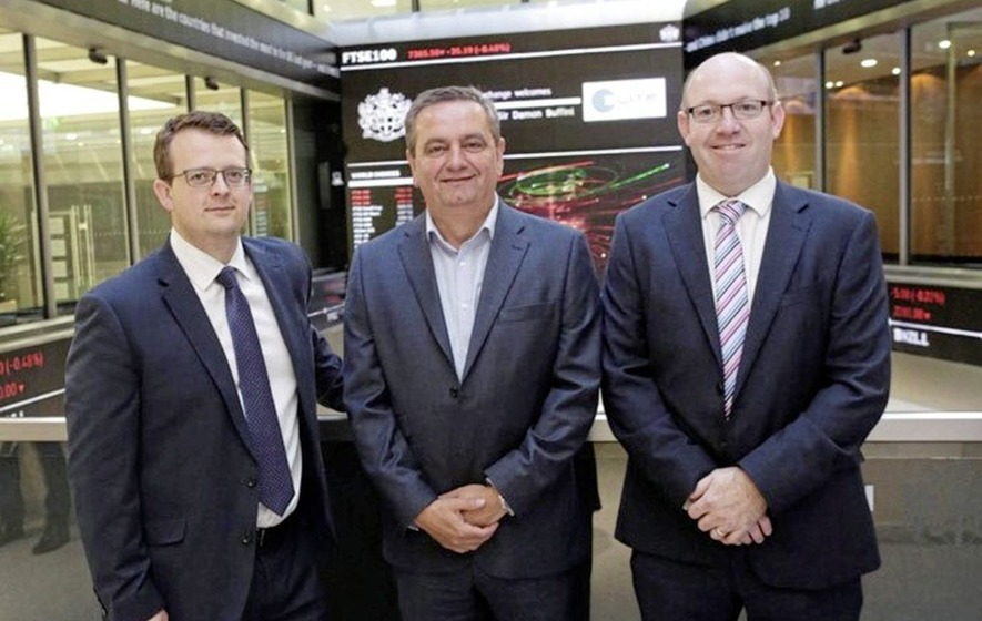 Belfast software firm AI 'honoured' to open London trading
