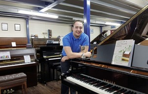 Hendersons carry on family tradition in highly skilled profession of piano tuning