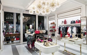 Portview completes first Kate Spade fashion store in Paris