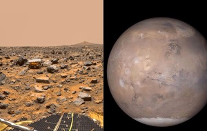 This is the chemical we should be looking for if we want to find life on Mars
