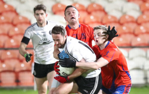 Omagh set up Tyrone SFC quarter-final with Greencastle