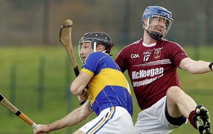 'Cushendall are in a good place - but Dunloy will have a few surprises' - Karl McKeegan