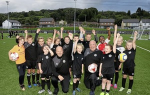 West Belfast club St Oliver Plunkett scoop gold in UEFA Grassroots awards