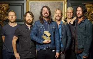 Foo Fighters top charts with new album Concrete And Gold