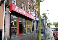 Police question woman over kebab shop incident