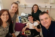 Ruairí O'Neill recovery astonishes doctors