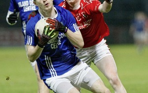Trillick and Coalisland draw in Tyrone; Harps beat Cullyhanna in Armagh