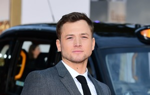 Taron Egerton: Harry Hart had to come back from the dead in Kingsman sequel