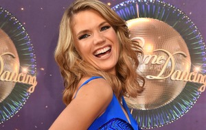 Strictly's Charlotte Hawkins: I'll show more leg to distract from my moves