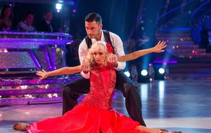 Debbie McGee named Strictly favourite despite leaderboard loss