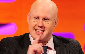 Matt Lucas 'turned to lots of sex and food' after ex-partner's death