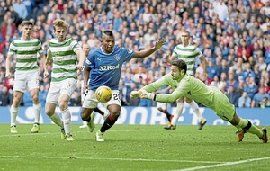 Mikael Lustig hails crucial Craig Gordon save in Celtic's Old Firm win