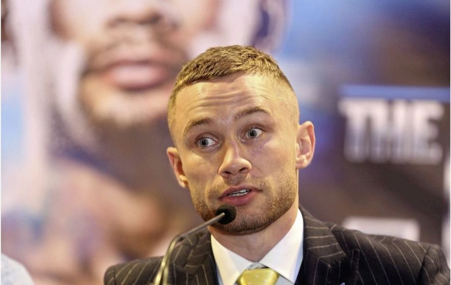 Carl Frampton signs with Frank Warren