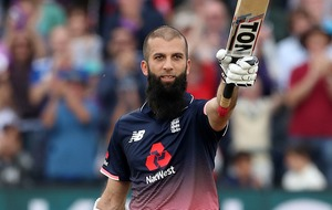 Moeen Ali is getting a lot of love from fans after smashing England's second-fastest century