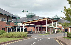 Prisoner recaptured after escaping during a visit to Causeway Hospital