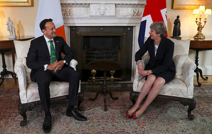 Taoiseach and prime minister discuss Brexit and Stormont stalemate