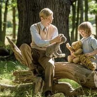 Shell-shocked Britain the backdrop for AA Milne film Goodbye Christopher Robin