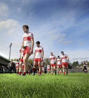 Minors provide a silver lining for Derry after a stormy summer