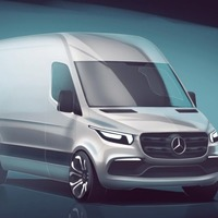 Mercedes-Benz reveals details of new Sprinter