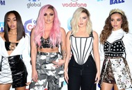Little Mix star Perrie Edwards tells fans she is out of hospital and on the mend