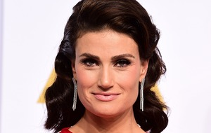 Idina Menzel ties the knot with fiance Aaron Lohr