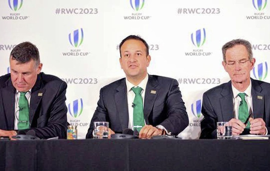 Officials 'confident' that Casement Park will be ready for 2023 Rugby World Cup