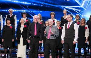 BGT's Missing People Choir join Amanda Holden and Sir Trevor McDonald for carols