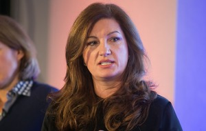 The Apprentice's Karren Brady urges men to 'force the BBC' to pay women more