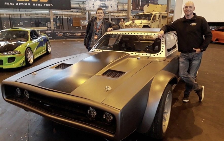 Fast Furious Live A Sneak Peak At The Stunt Spectacular Heading - Fast and furious car show