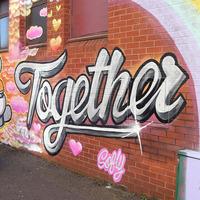 Culture Night murals in Belfast