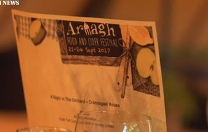 Video: Armagh food and cider festival