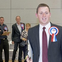 Nationalist support for DUP duo who were escorted from event after being heckled