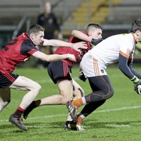 Harps 'keeper Paddy Morrison hoping to complete recovery from op with Armagh SFC success