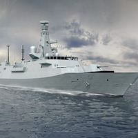 Belfast in the running to build new Royal Navy warship