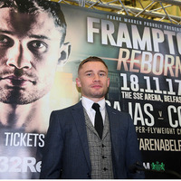 Carl Frampton to fight Mexican Horacio Garcia in Belfast fight-night comeback
