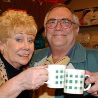 Coronation Street says 'Ta-ra, chuck' to Liz Dawn with onscreen tribute