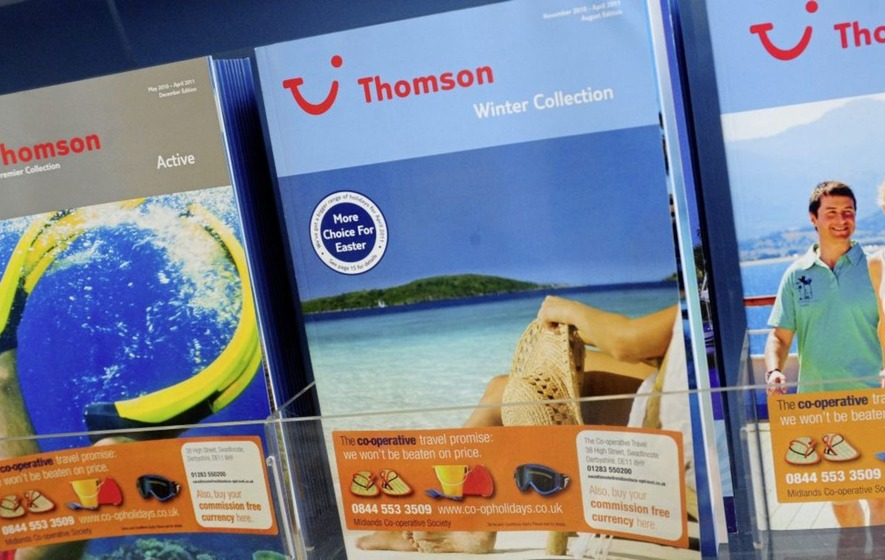 Thomson on track for double digit growth despite devastating hurricanes