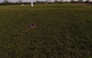Watch: This drone racer testing his skills might make you feel a little queasy