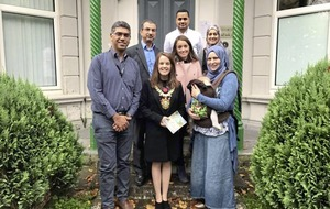 Belfast lord mayor visits Islamic Centre