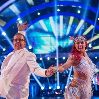 Rev Richard Coles says 'paunch' will help him with Strictly lifts