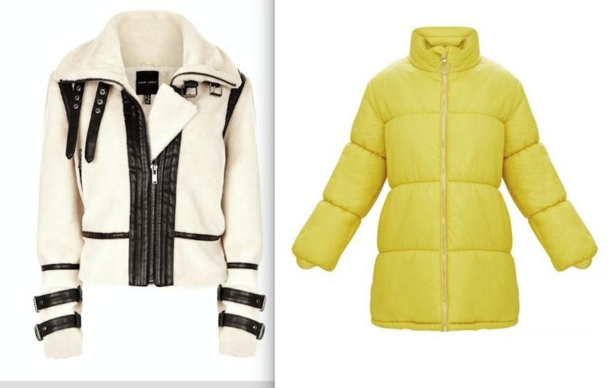 00bdf4e69 Winter fashion: It's all about the colour with this season's coats ...