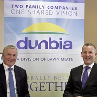 Dawn Meats and Dunbia deal is finalised
