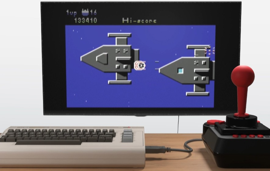The Commodore 64 is returning to challenge the SNES Classic