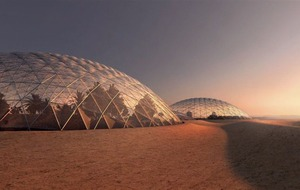 £100m Martian City planned for Dubai desert to simulate life on Red Planet