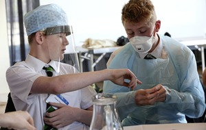 Disadvantaged pupils encouraged to consider medical profession