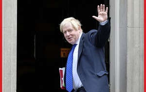 Boris Johnson is Tories' top choice to succeed Theresa May, poll reveals