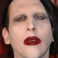 Marilyn Manson in hospital after huge prop guns fall on him on stage